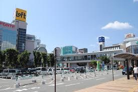 秋田街並み